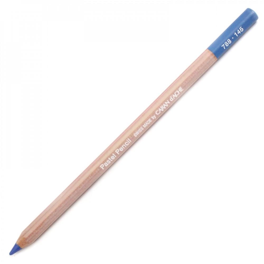 Lápis Pastel Seco Caran d'Ache 145 Bluish Grey
