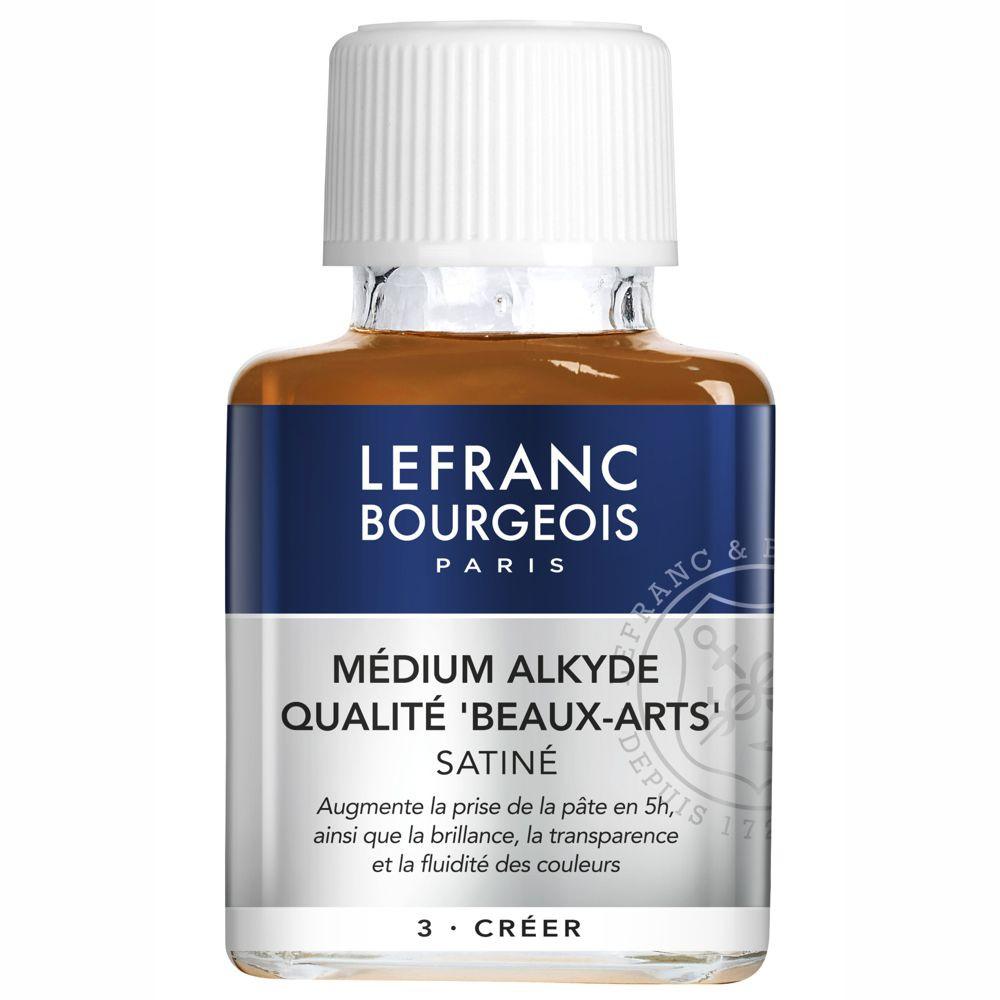 Médium Lefranc Bourgeois Alkyde 75ml