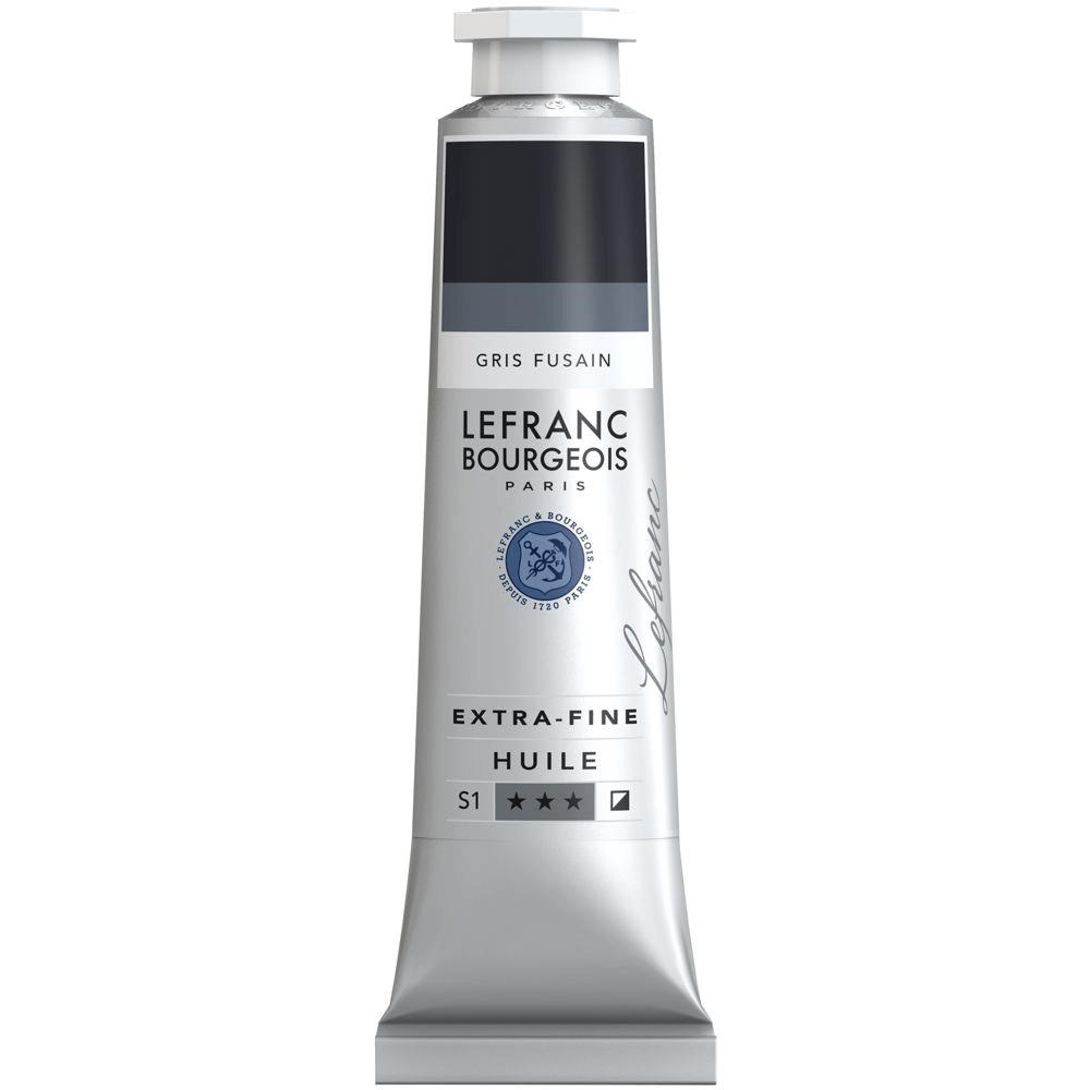 Tinta Óleo Lefranc & Bourgeois Extra Fine 40ml S1 805 Charcoal Grey