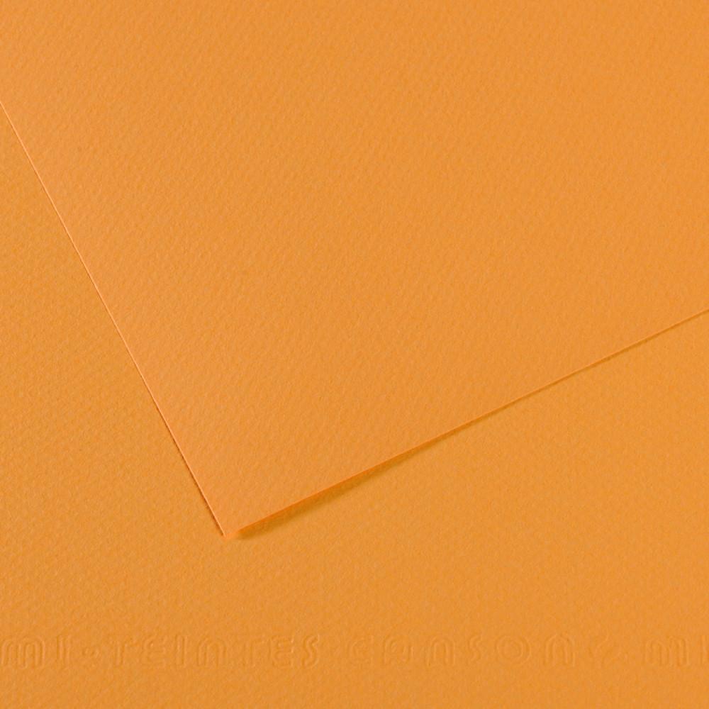 Papel Mi-Teintes Canson 50x65cm 374 Terra de Siena
