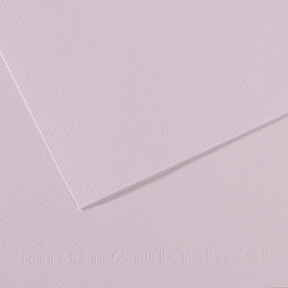 Papel Mi-Teintes Canson 50x65cm 104 Lilás