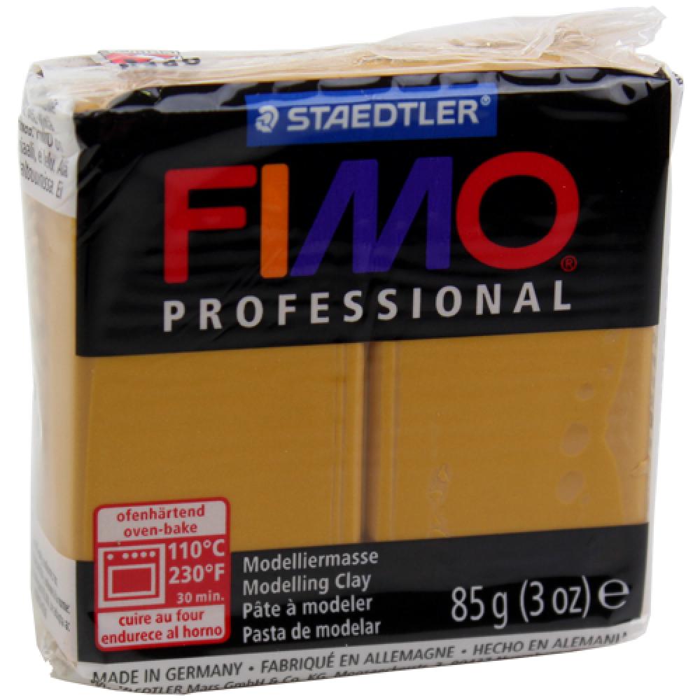 Massa Fimo Professional 17 Ocre 85g