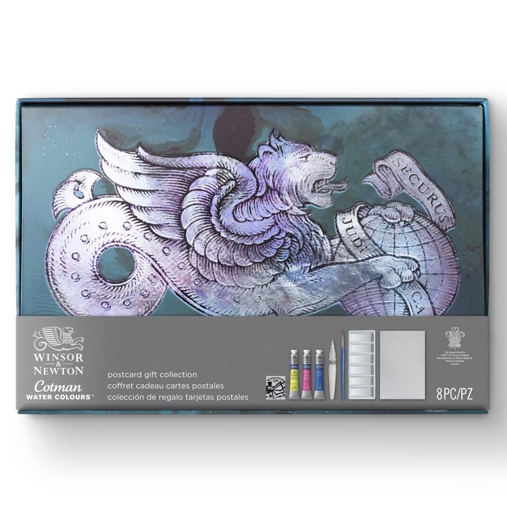 Aquarela Winsor & Newton Cotman Gift Collection