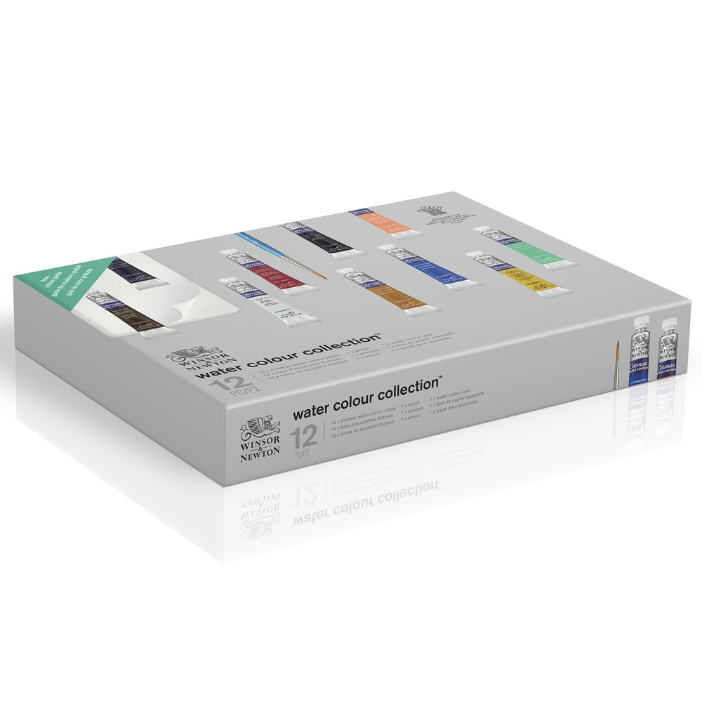 Aquarela Winsor & Newton Cotman Collection