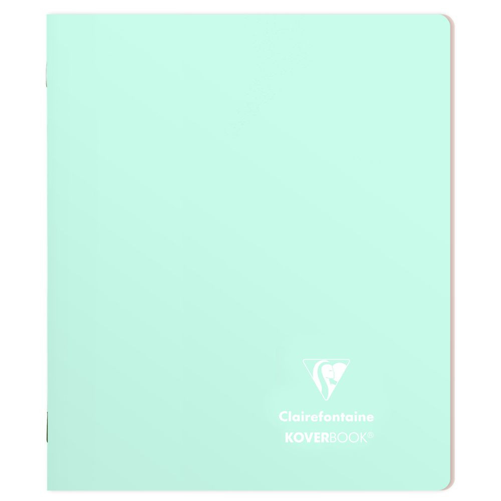 Caderno Koverbook Azul Pastel A5 Clairefontaine