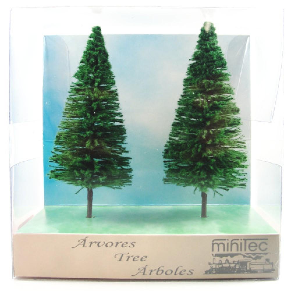 Árvore Para Maquete Minitec 02 Peças 710
