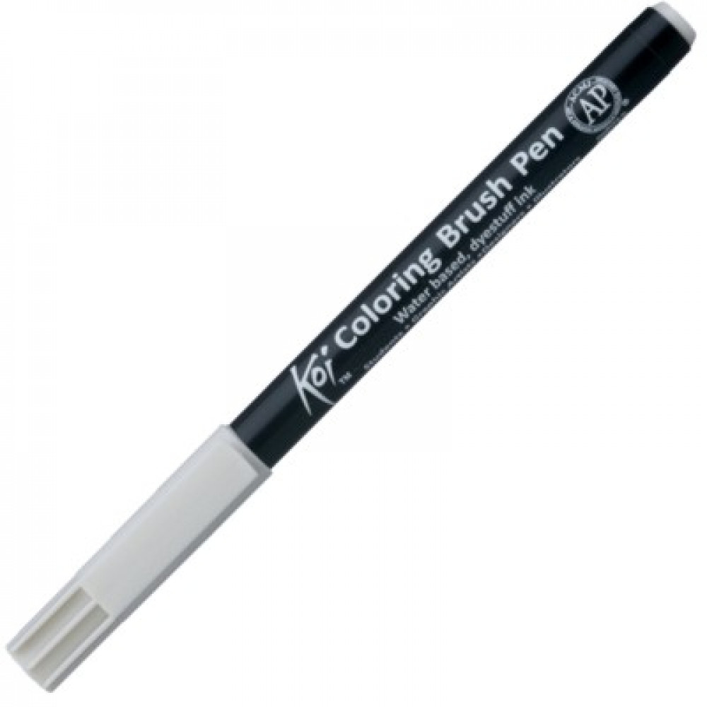 Caneta Sakura Brush Pen 153 Light Cool Gray