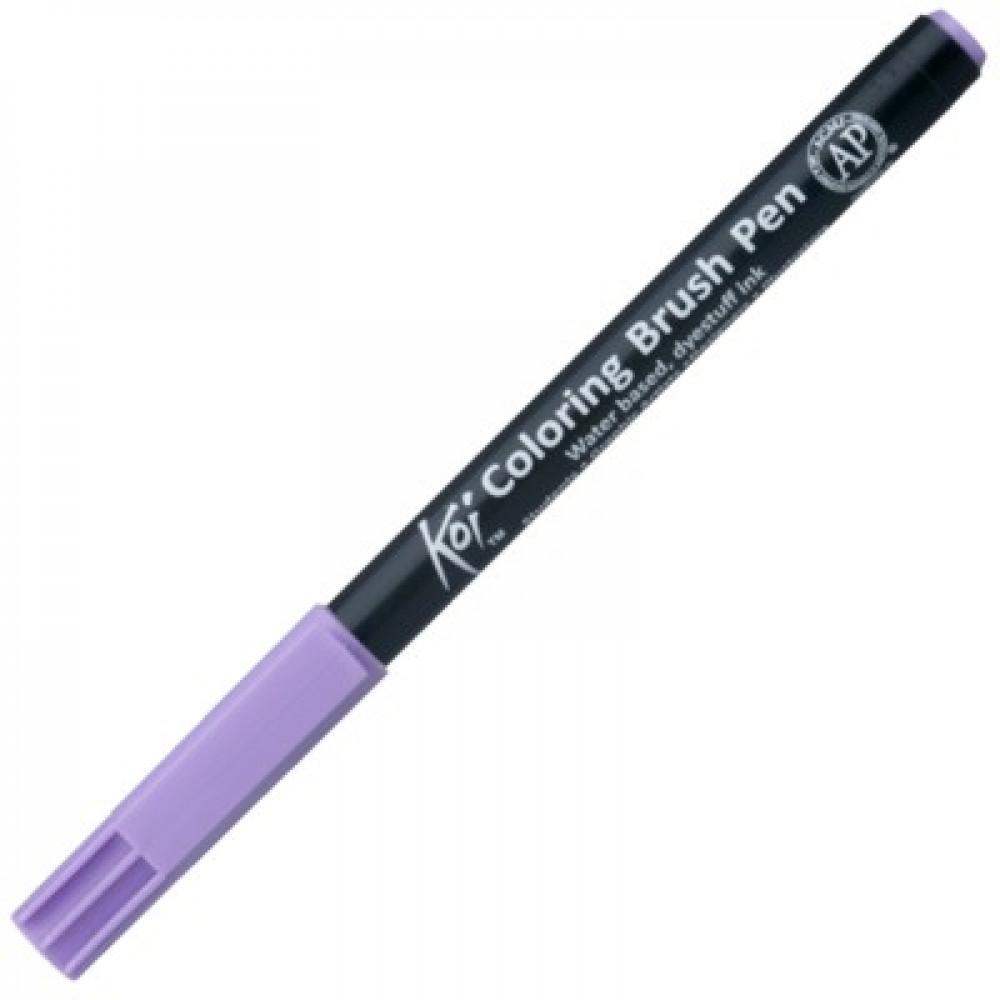 Caneta Sakura Brush Pen 238 Lavender