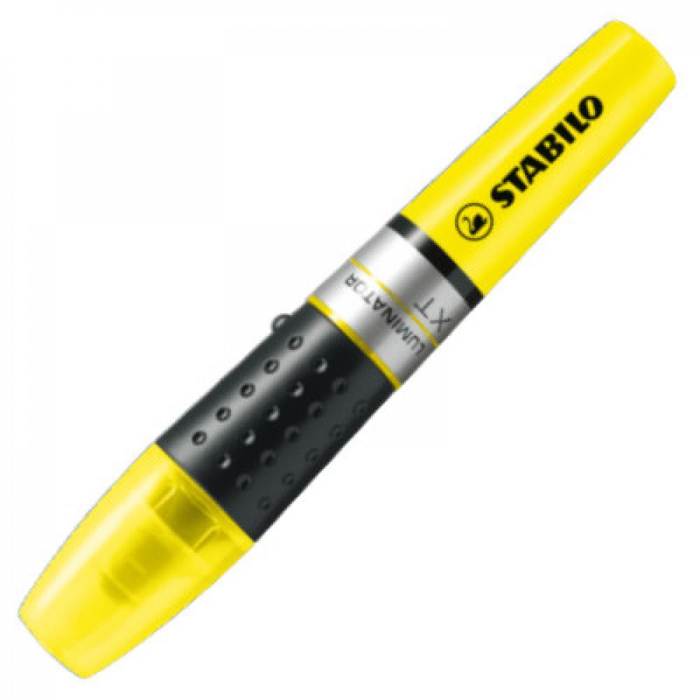 Caneta Marca Texto Stabilo Luminator XT Amarelo