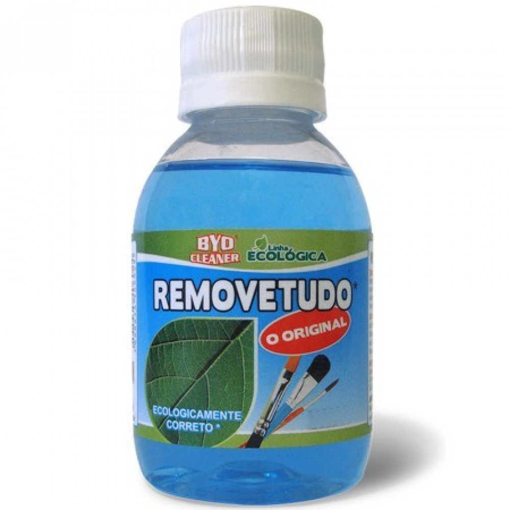 Remove Tudo Byo Cleaner 100ml