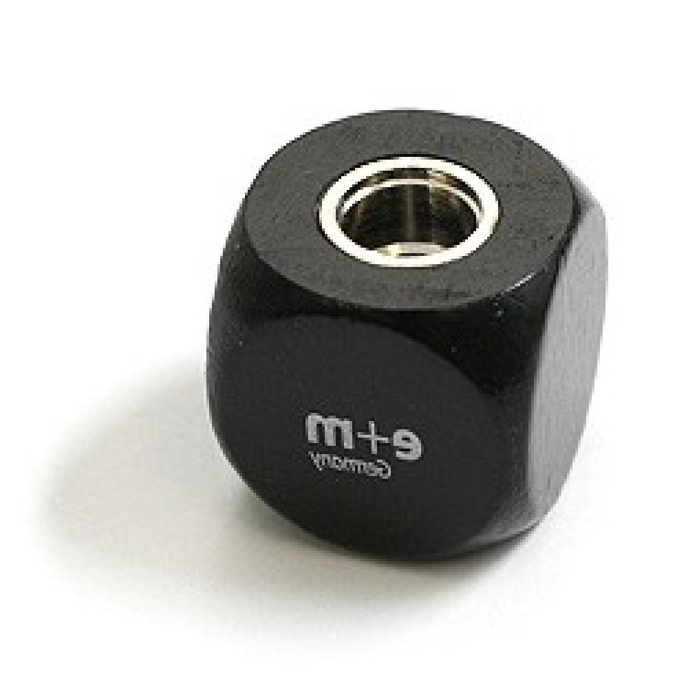 Apontador Dado E+M Para Mina 5.6mm Preto