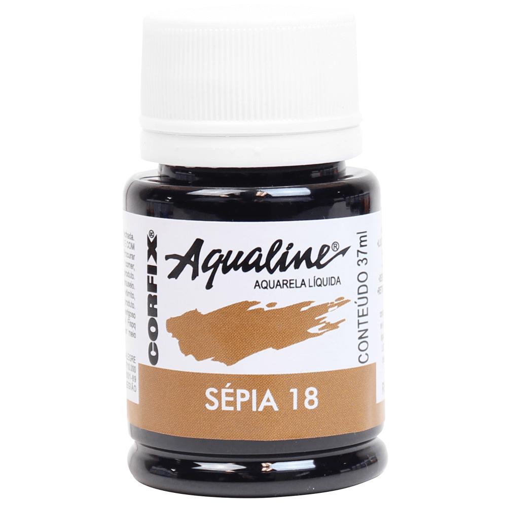 Aqualine Corfix 30ml 18 Sépia