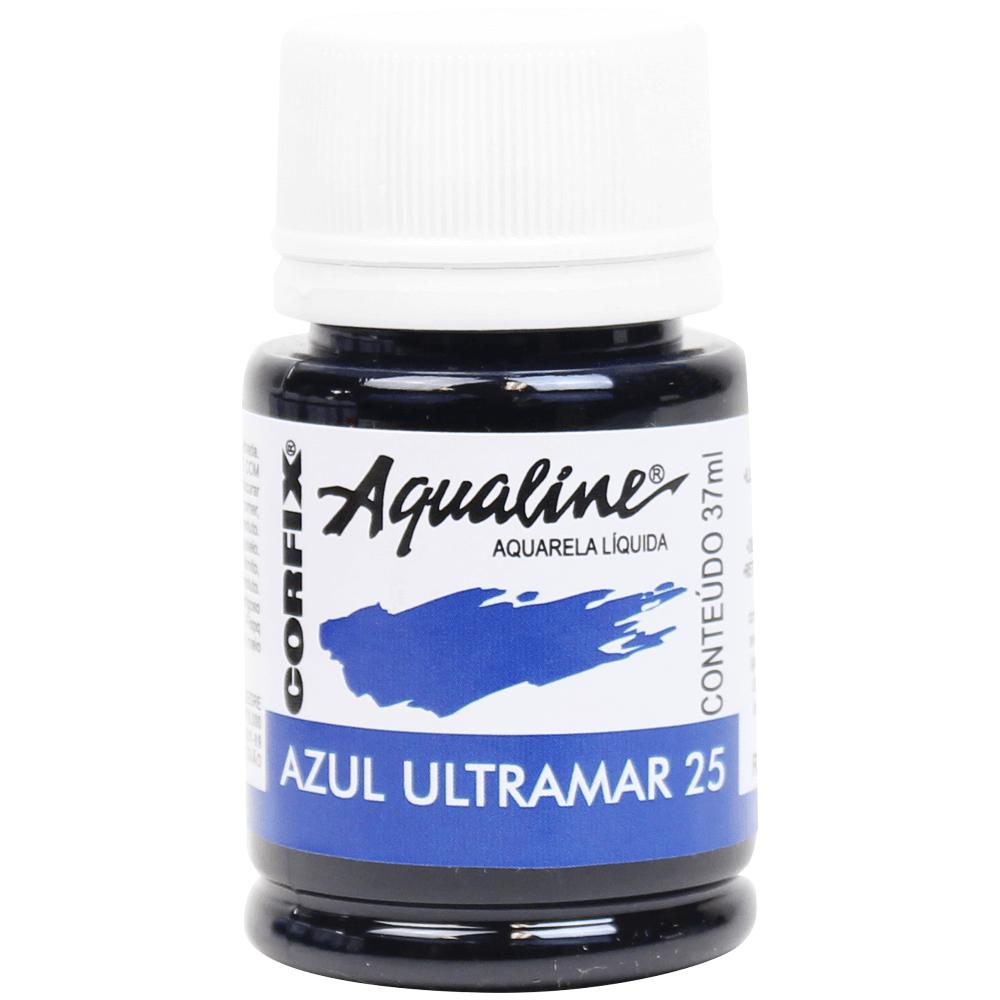 Aqualine Corfix 37ml 25 Azul Ultramar