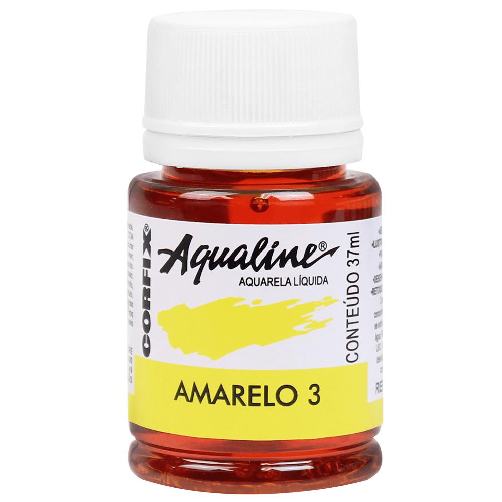 Aqualine Corfix 37ml 03 Amarelo