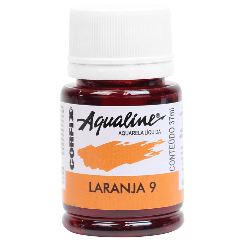 Aqualine Corfix 37ml 09 Laranja