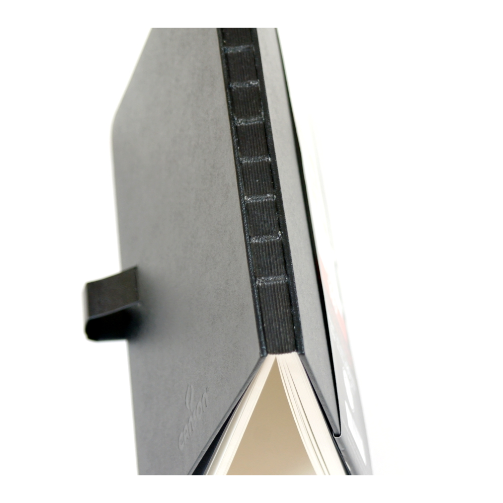 Bloco Sketchbook Canson Art Book 180° 08,9X14cm