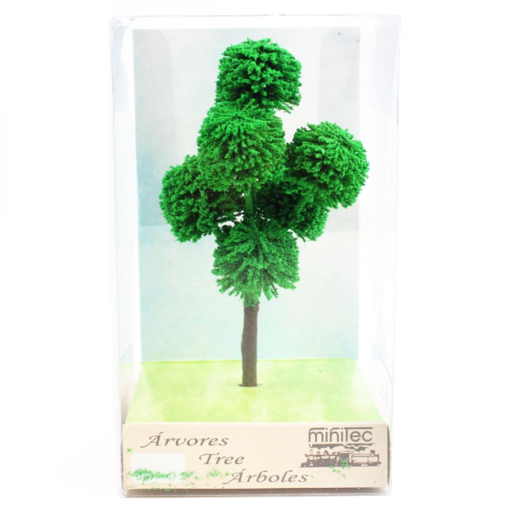 Árvore Para Maquete Minitec 01 Peça 788