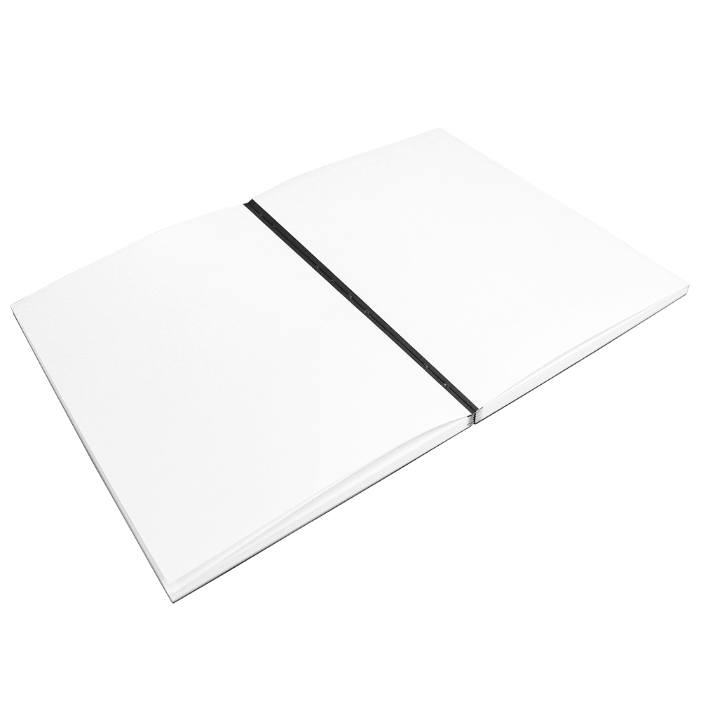 Bloco Para Sketch Clairefontaine GrafBook 360° A6 100g/m²