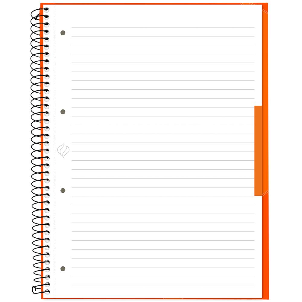 Caderno Universitário Canson A4 - Laranja