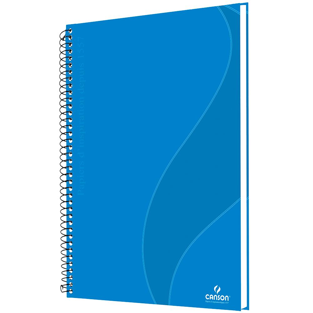 Caderno Universitário Canson A4 - Azul Claro