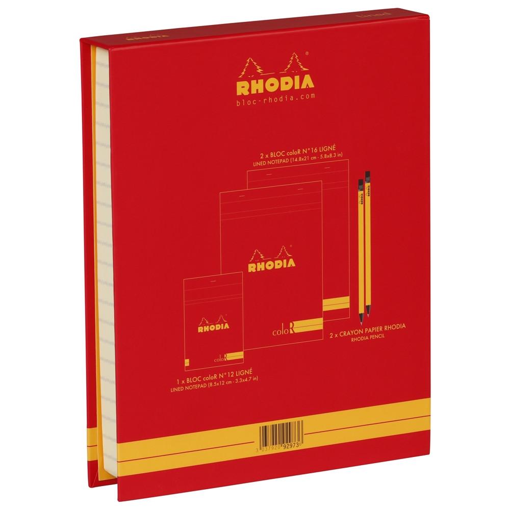 The Essential Color Box Rhodia Poppy