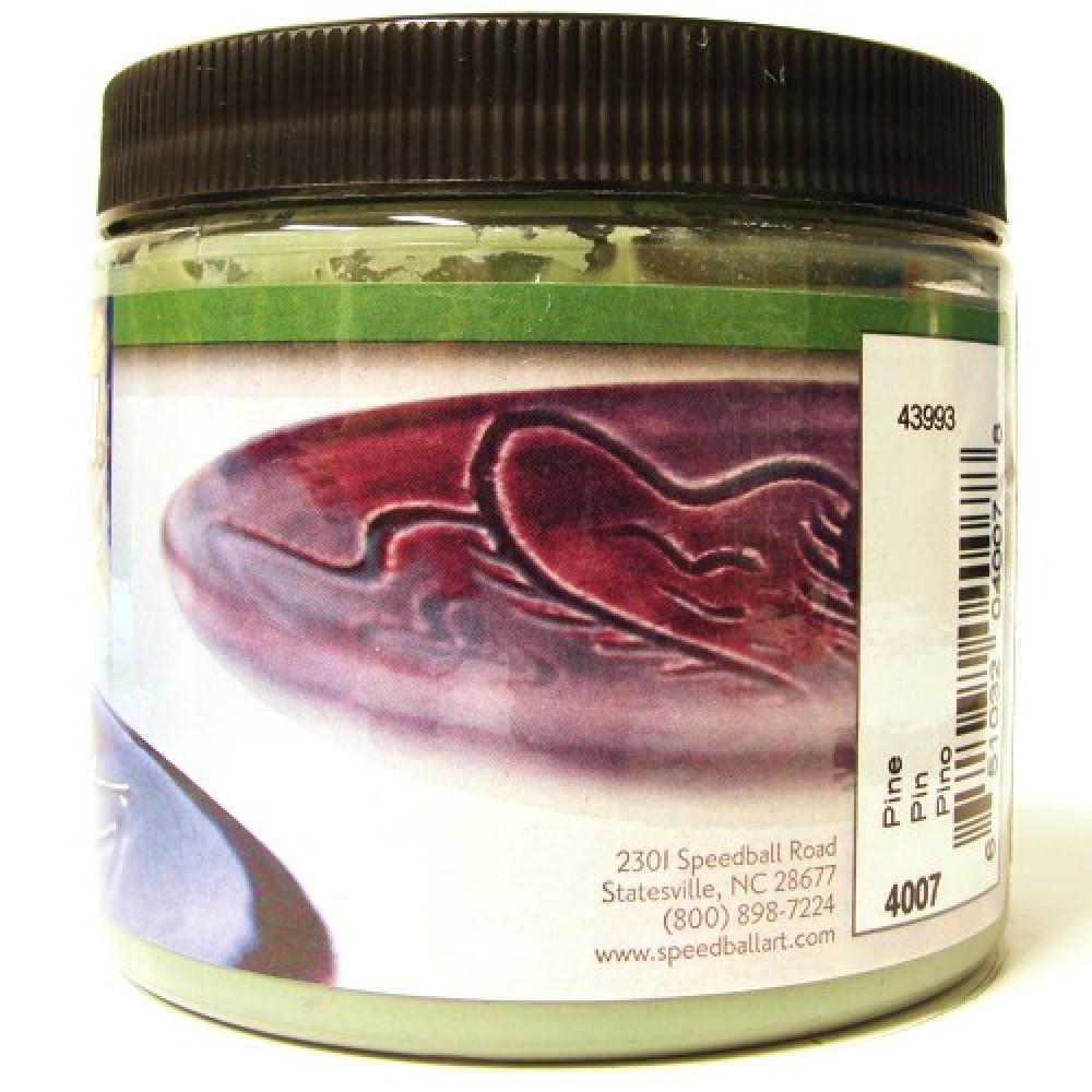 Esmalte Para Cerâmica Glaze Speedball 4007 Pine
