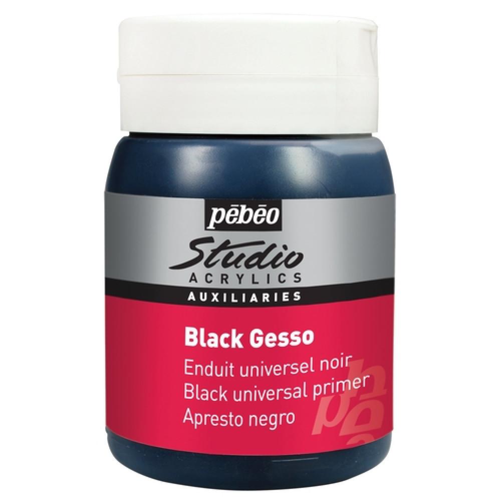 Gesso Black Pébéo 500ml