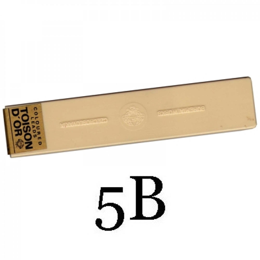 Grafite Koh I Noor Toison D'or 2.5mm 5B
