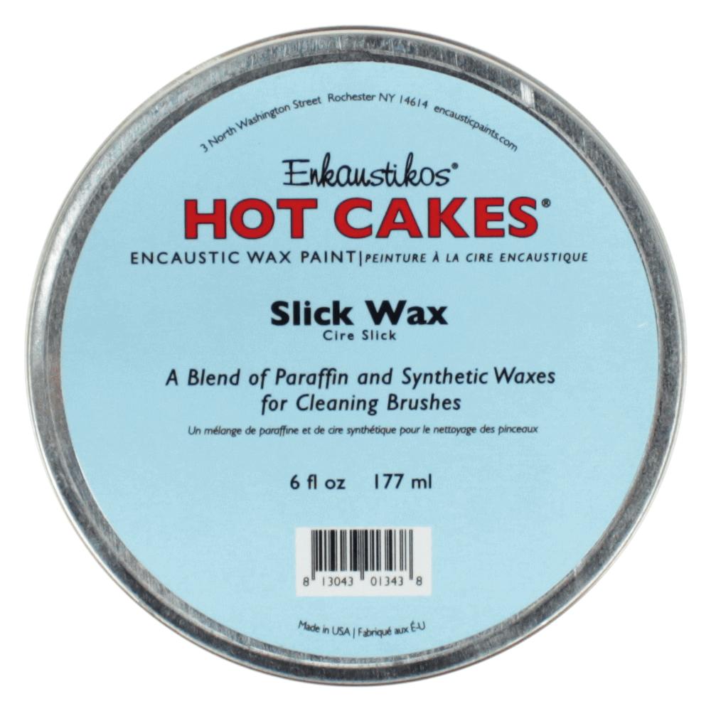 Cera Para Limpeza 177ml Slick Wax Enkaustikos