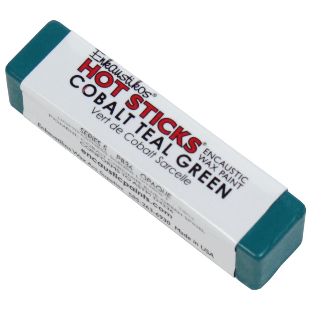 Bastão P/ Encáustica G5 Cobalt Teal Green