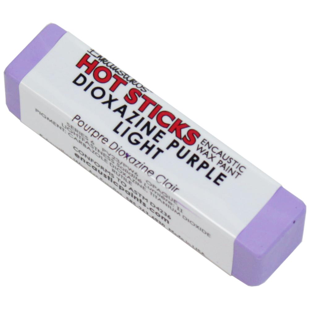 Bastão P/ Encáustica G6 Dioxazine Purple Light