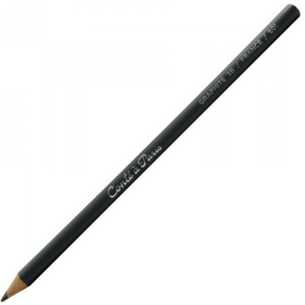 Lápis Graduado Para Desenho Conté 3B