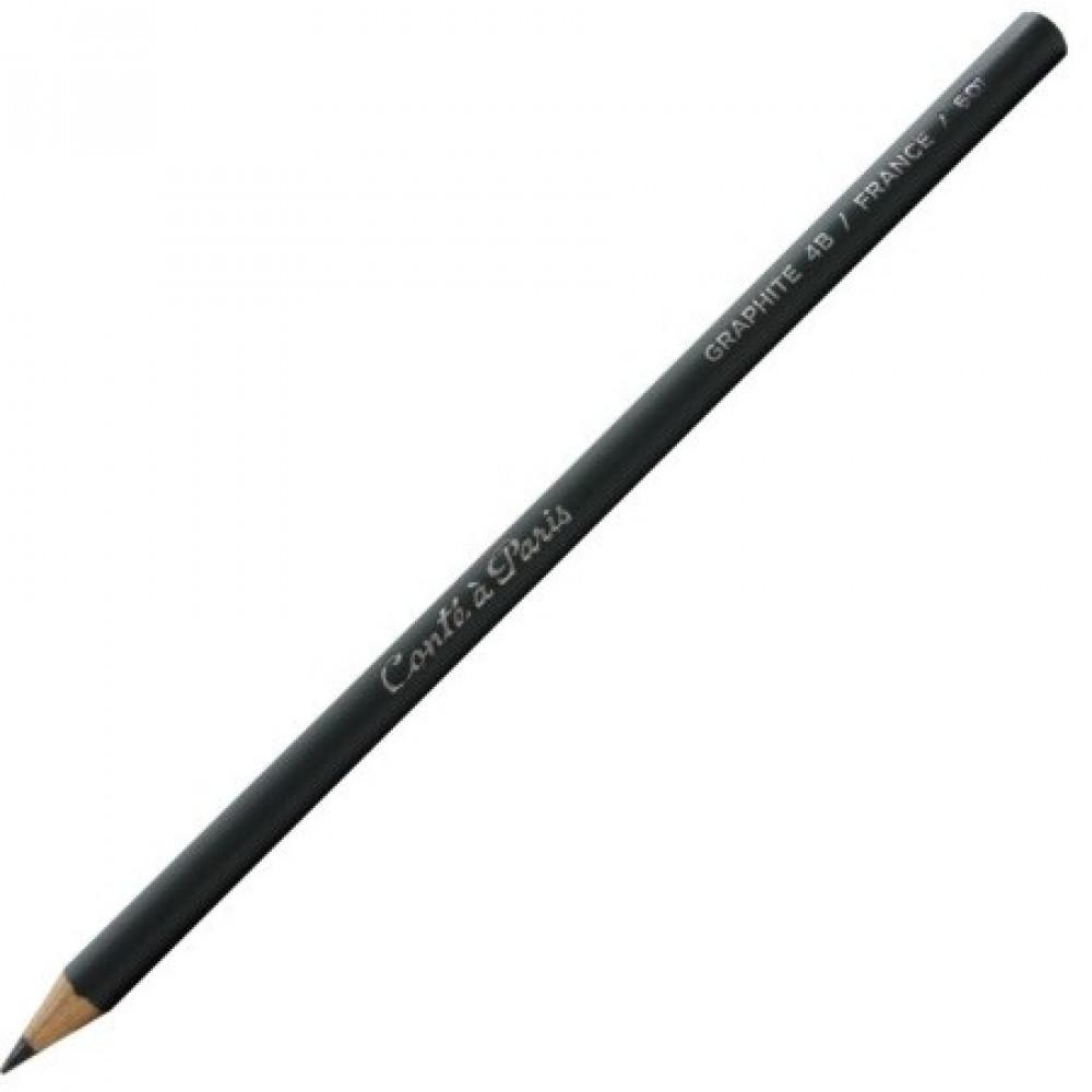 Lápis Graduado Para Desenho Conté 4B
