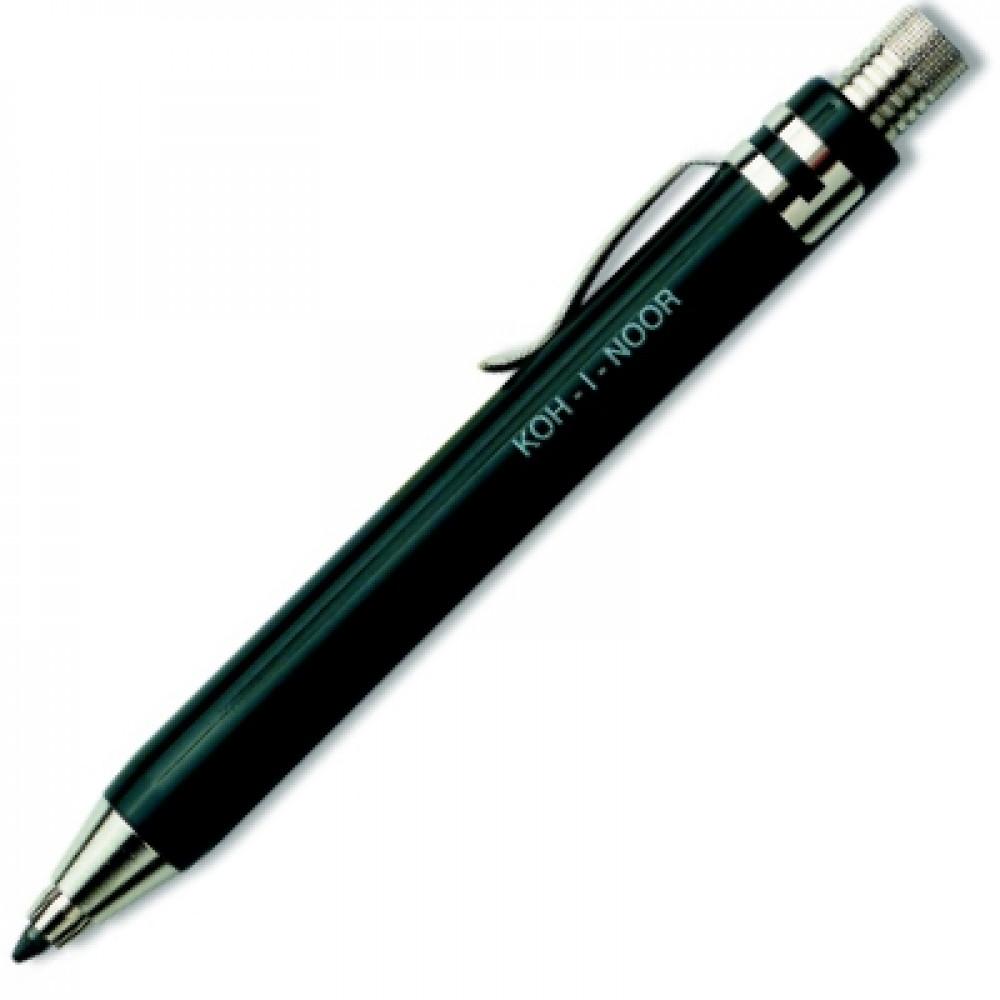 Lapiseira Koh-I-Noor Luxo 3.2mm 5358 Preto