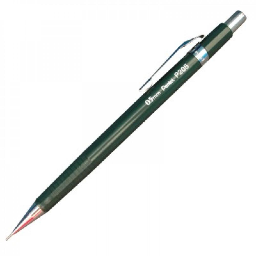 Lapiseira Pentel Sharp 0.5mm Verde P205-D