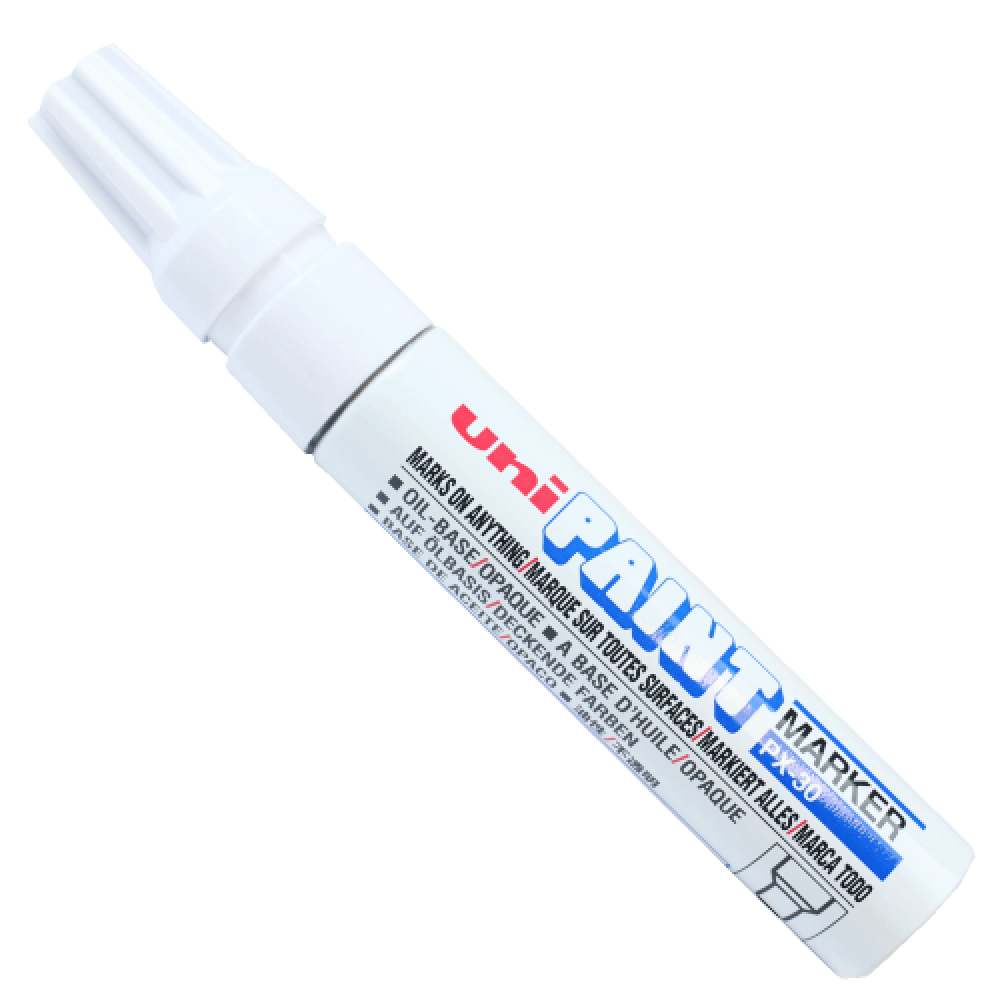 Uni-Ball Paint Marker PX-30 Branco