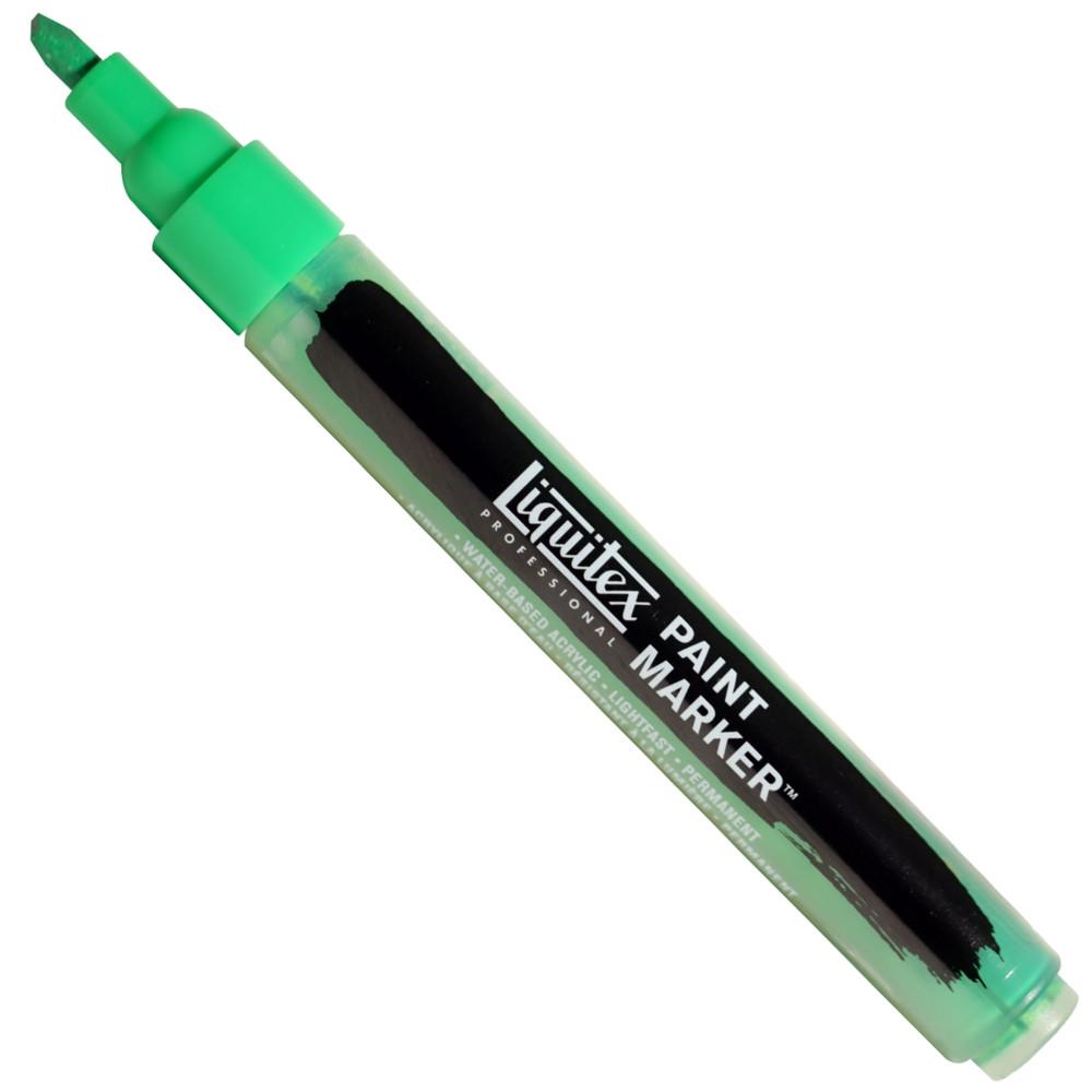 Marcador Liquitex Paint Marker Fine 4620312 Light Green Permanent