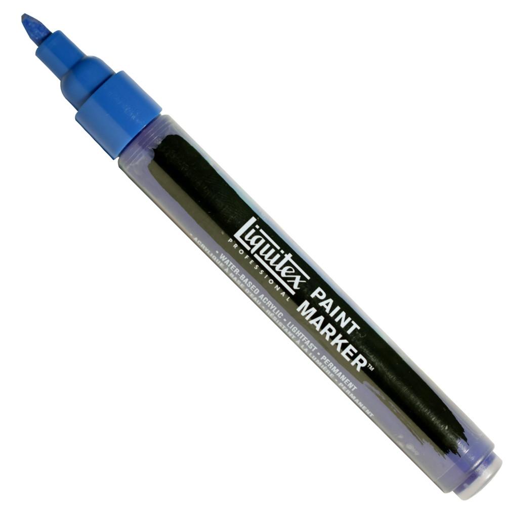 Marcador Liquitex Paint Marker Fine 4620316 Phthalocyanine Blue (GS)