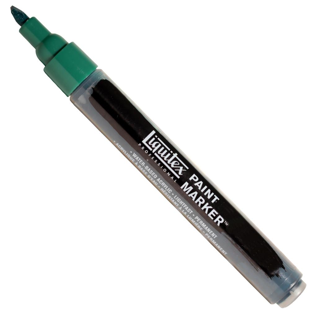 Marcador Liquitex Paint Marker Fine 4620317 Phthalocyanine Green (BS)