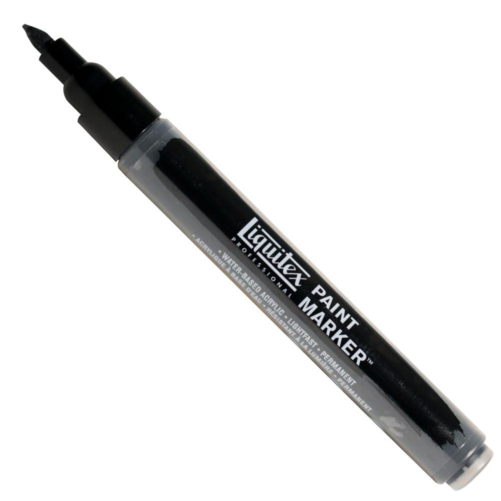 Marcador Liquitex Paint Marker Fine 4620337 Carbon Black