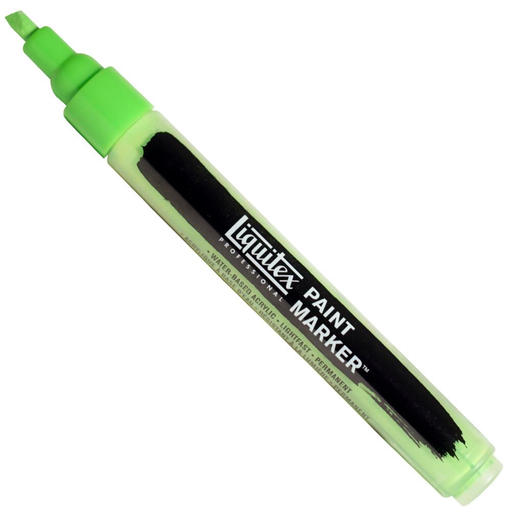 Marcador Liquitex Paint Marker Fine 4620740 Vivid Lime Green