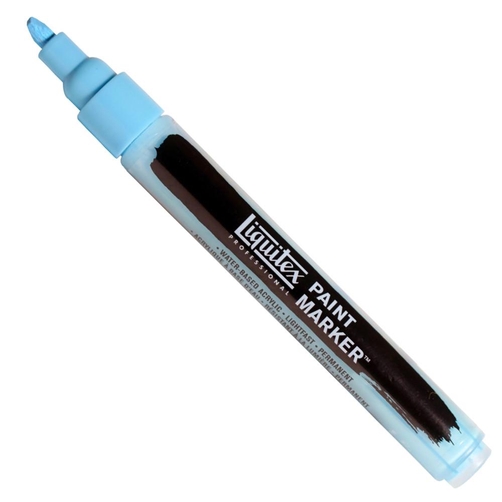 Marcador Liquitex Paint Marker Fine 4620770 Light Blue Permanent
