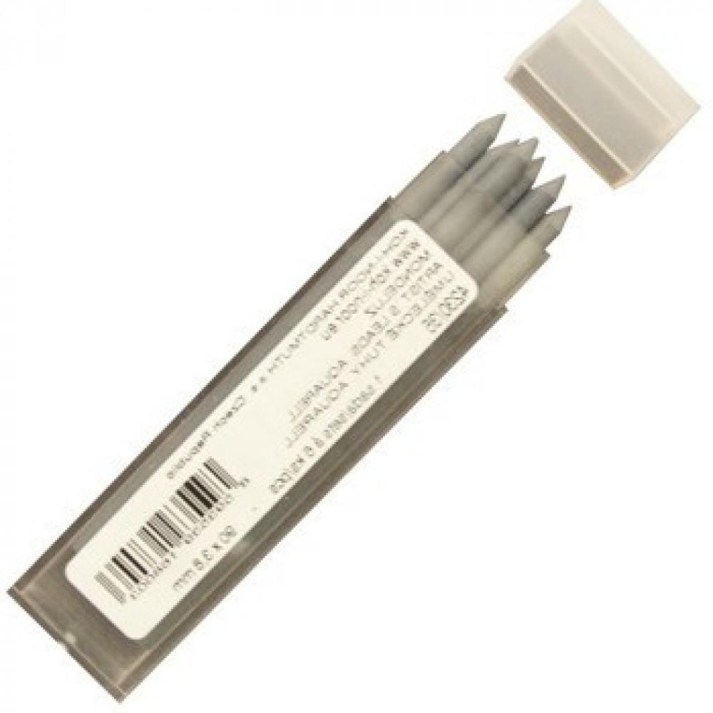 Mina Aquarelável 3.8mm 35 Cinza Escuro