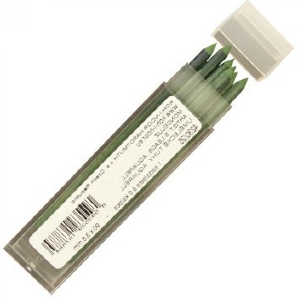 Mina Aquarelável 3.8mm 25 Verde Ingles Escuro