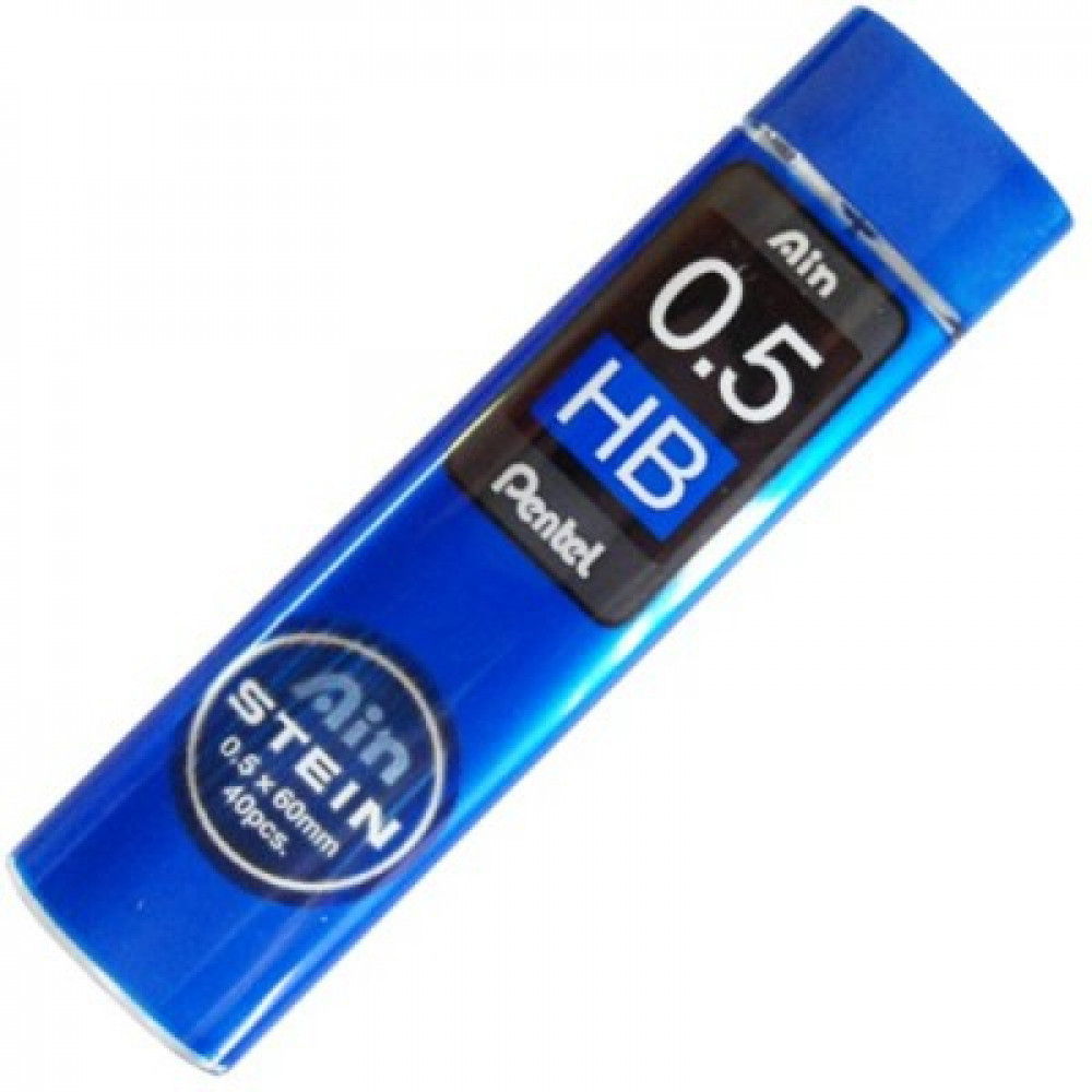Grafite Pentel AIN STEIN 0.5mm HB