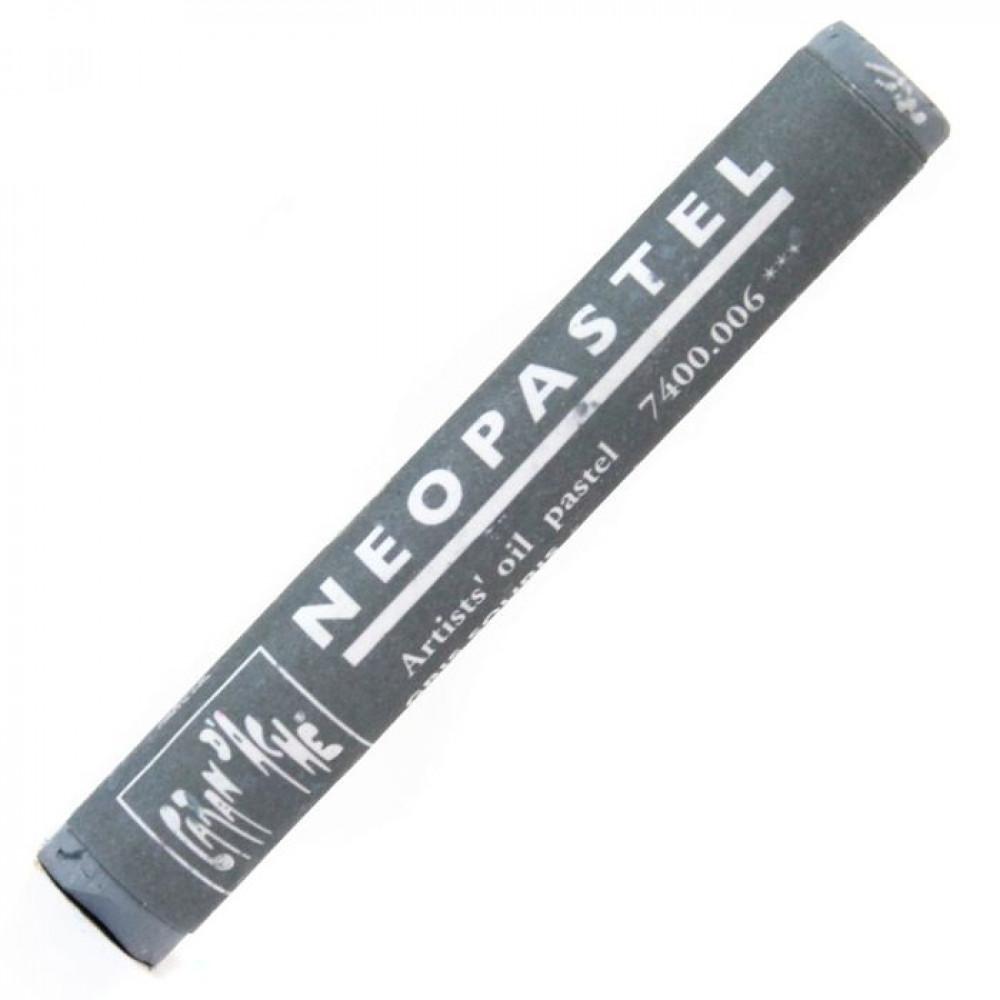 Neopastel Caran d'Ache 006 Mouse Grey