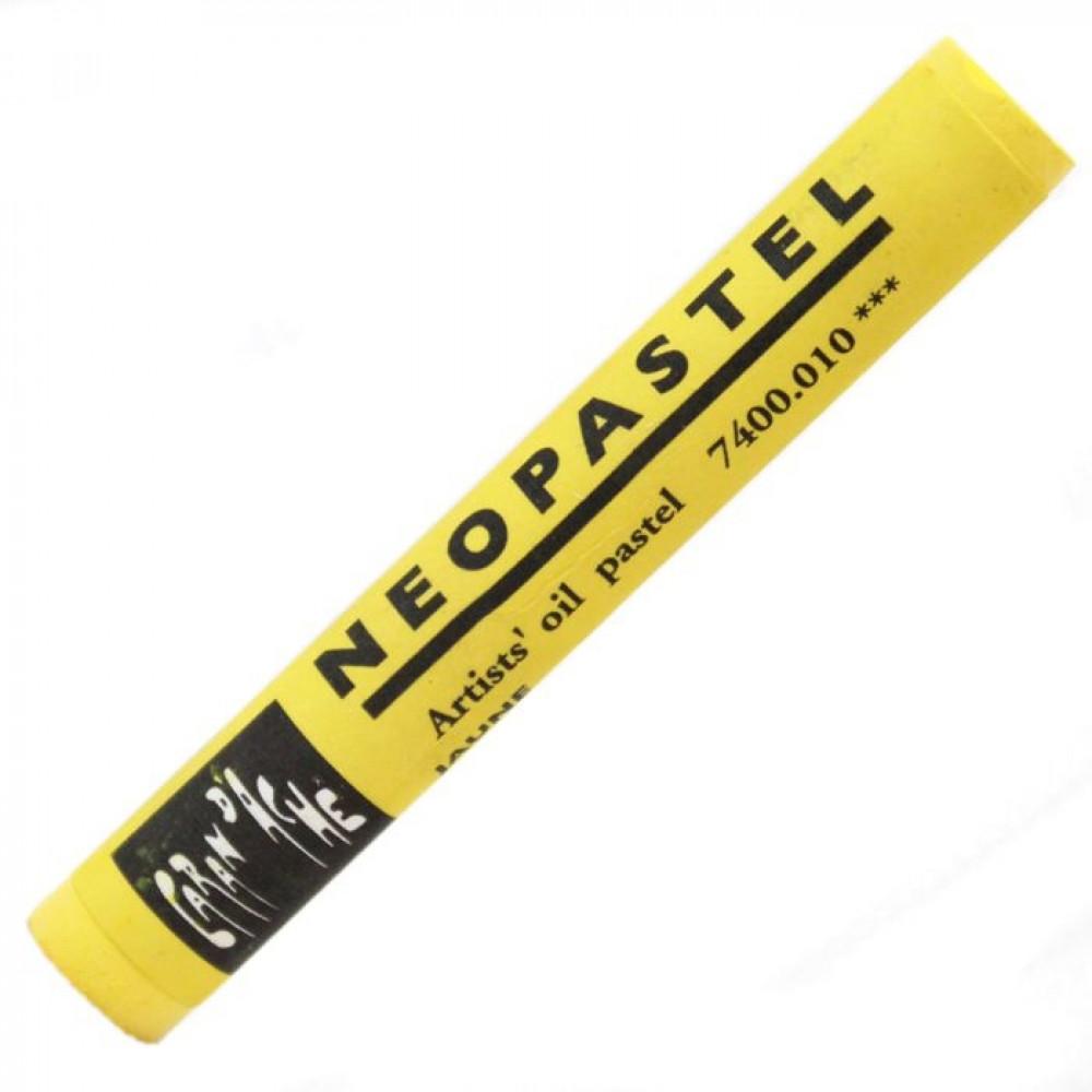 Neopastel Caran d'Ache 010 Yellow
