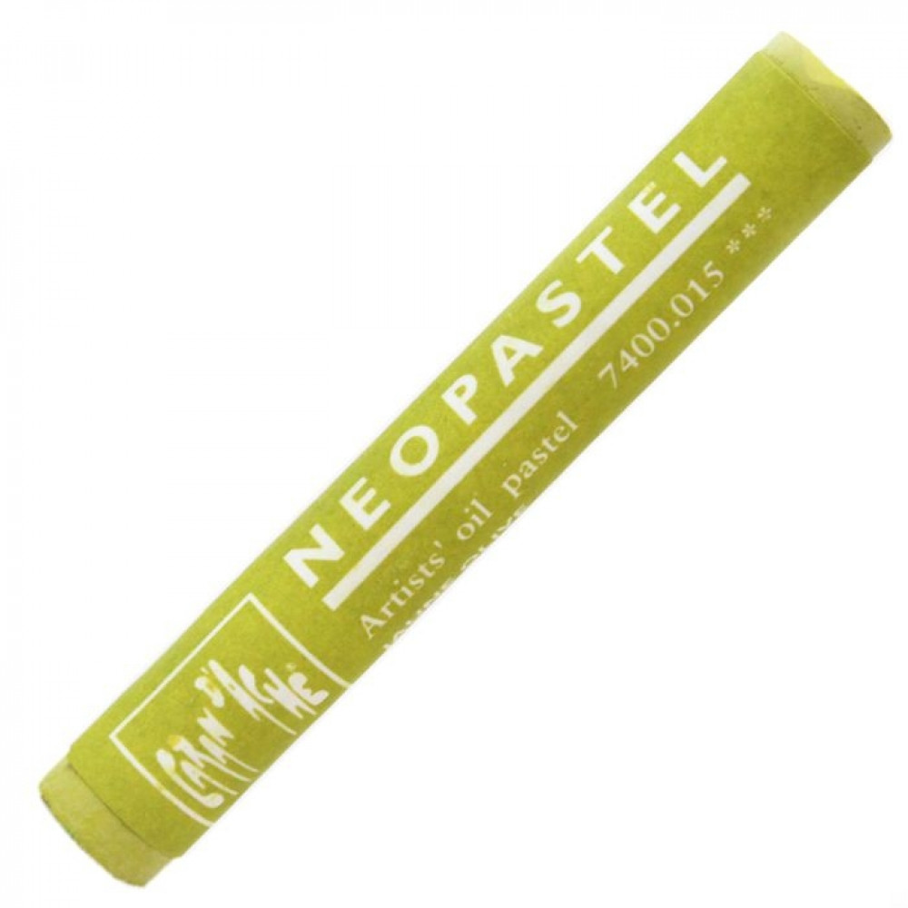 Neopastel Caran d'Ache 015 Olive Yellow