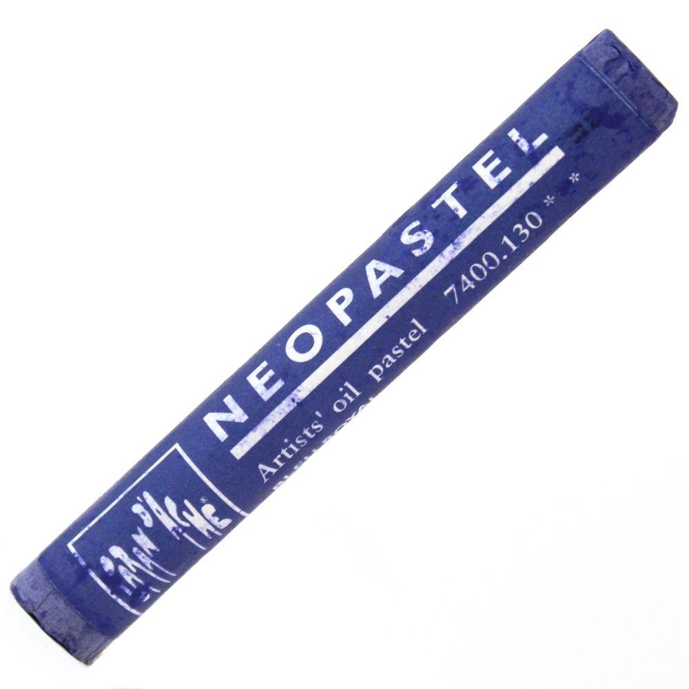 Neopastel Caran d'Ache 130 Royal Blue
