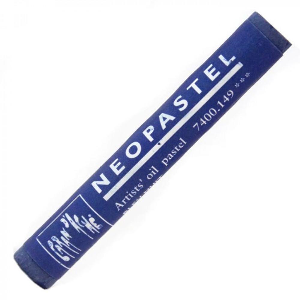 Neopastel Caran d'Ache 149 Night Blue